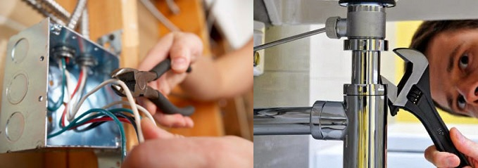 dịch vụ sửa điện nước