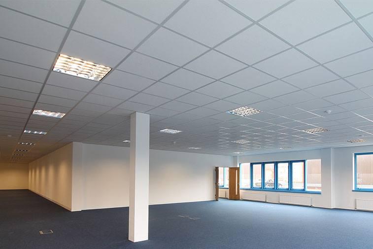 trần thạch cao văn phòng