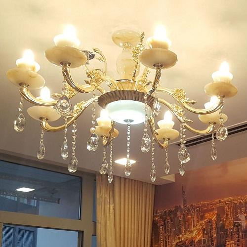 đèn chùm đẹp